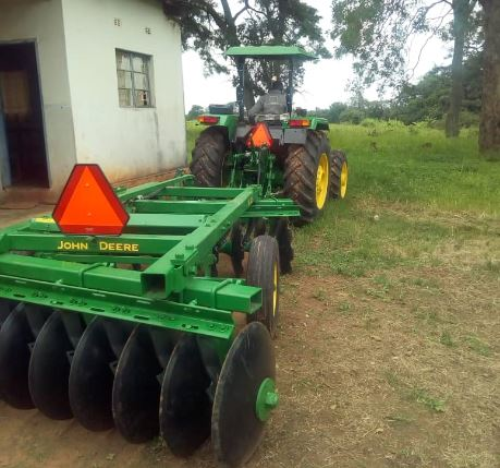 ZAPD- Multipurpose Farm Tracktor