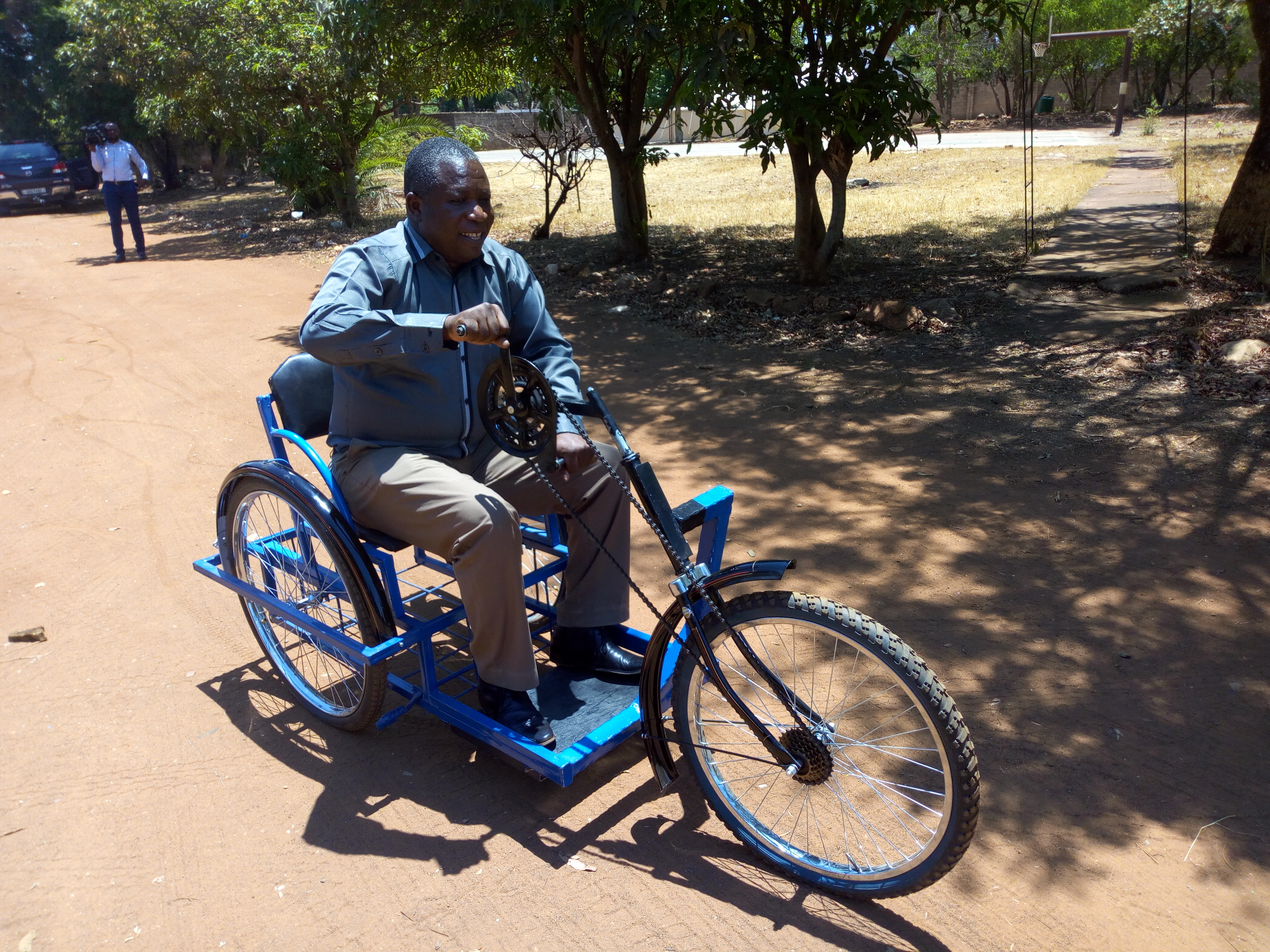 DisaCare Innovations - TriCycles