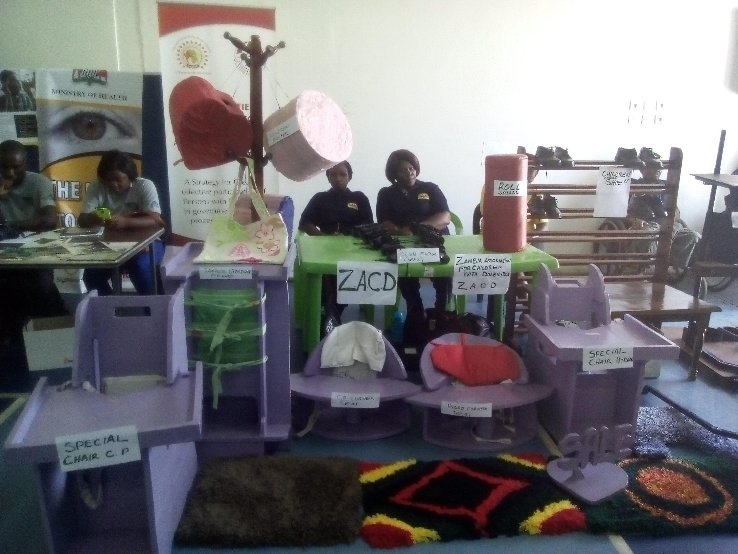 Exhibitors Stand- ZACD